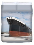 The Texas Cargo Ship Duvet Cover