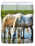 The Thirst Duvet Cover
