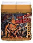 The Time Machine  Duvet Cover