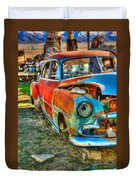 The Tired Chevy 2 Duvet Cover