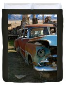 The Tired Chevy 3 Duvet Cover