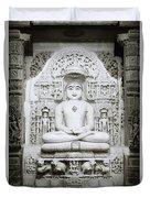 The Tirthankara Duvet Cover