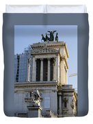 The Tomb Of The Unknown Soldier Duvet Cover