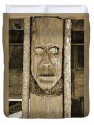 The Totem Duvet Cover