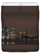 The Tower And The Bridge Duvet Cover