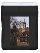 The Tower Of London # 1 Duvet Cover