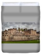 The Tower Of London Uk The Historic Royal Palace Duvet Cover