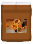The Toy Store Duvet Cover by Skip Willits