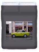 The Trabant Duvet Cover