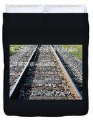 The Tracks Duvet Cover