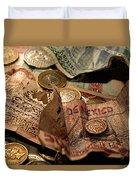 The Traveller's Nightstand Duvet Cover