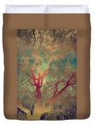 The Tree Called Beautiful Duvet Cover