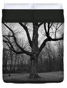 The Tree In The Park Duvet Cover