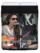 The Troubadour - Javier Manik 4 Duvet Cover