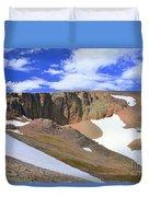 The Tundra Duvet Cover