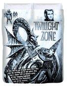 The Twilight Zone Duvet Cover
