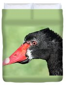 The Ugly Duckling Duvet Cover by Shane Bechler