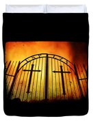 The Unforgiven  Duvet Cover