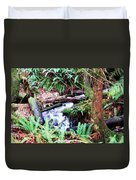 The Unknown Creek Duvet Cover