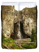The Unknown Path Duvet Cover