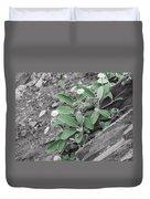 The Untouchable Plant Duvet Cover