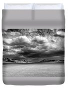 The Valley Of Shadows Duvet Cover