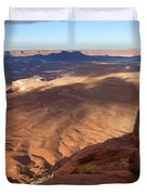 The Valley So Low Duvet Cover