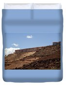 The View Hotel - Monument Valley - Arizona Duvet Cover