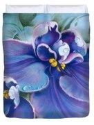 The Violet Duvet Cover