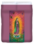The Virgin Of Guadalupe Duvet Cover
