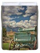 The Wagon Duvet Cover