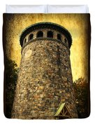 The Watch Tower Duvet Cover