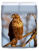 The Watcher In The Woods Duvet Cover