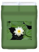 The Water Lilies Collection - 01 Duvet Cover