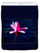 The Water Lily... Duvet Cover