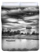 The Water Tower Duvet Cover