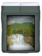 The Waterfall... Duvet Cover