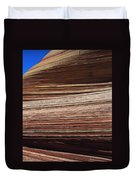 'the Wave' North Coyote Buttes 06 Duvet Cover