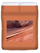 'the Wave' North Coyote Buttes 62 Duvet Cover