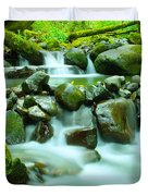 The Way Of Healing Water  Duvet Cover