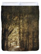 The Way Out Duvet Cover
