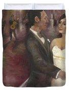 The Wedding Duvet Cover