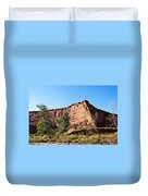 The Wedge Canyon Dechelly Duvet Cover