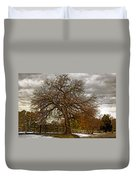 The Welcome Tree Duvet Cover