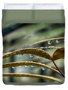 The Wet Of The Rain V2 Duvet Cover
