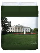 The White House - Washington D C Duvet Cover