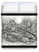 The Wicked Trees Duvet Cover