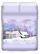 The Wilder Homestead Duvet Cover
