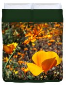 The Wildflowers Are Here And Spring Has Arrived Duvet Cover