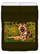 The Wildness In Me  Duvet Cover